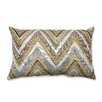 <strong>Pillow Perfect</strong> Zig Zag Rectangular Throw Pillow