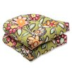 <strong>Pillow Perfect</strong> Wilder Wicker Seat Cushion (Set of 2)