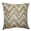 <strong>Zig Zag Floor Pillow</strong> by Pillow Perfect