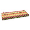 <strong>Pillow Perfect</strong> Zig Zag Bench Cushion