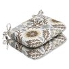 <strong>Santa Maria Seat Cushion (Set of 2)</strong> by Pillow Perfect