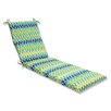 <strong>Zulu Chaise Lounge Cushion</strong> by Pillow Perfect