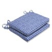 Pillow Perfect Seeing Spots Seat Cushion (Set of 2)