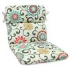 <strong>Pillow Perfect</strong> Pom Pom Play Chair Cushion