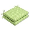 <strong>Pillow Perfect</strong> Seeing Spots Seat Cushion (Set of 2)