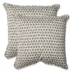 <strong>Pillow Perfect</strong> Seeing Spots Throw Pillow (Set of 2)