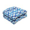 Pillow Perfect Parallel Play Wicker Seat Cushion (Set of 2)
