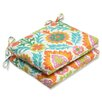 <strong>Santa Maria Seat Cushion (Set of 2)</strong> by Pillow Perfect