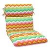 Pillow Perfect Panama Wave Chair Cushion