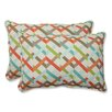 <strong>Pillow Perfect</strong> Parallel Play Throw Pillow (Set of 2)