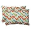 Pillow Perfect Parallel Play Throw Pillow (Set of 2)