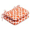 Pillow Perfect New Geo Seat Cushion (Set of 2)