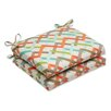 Pillow Perfect Parallel Play Seat Cushion (Set of 2)