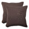 <strong>Pillow Perfect</strong> Forsyth Throw Cushion (Set of 2)