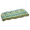 <strong>Pillow Perfect</strong> Tamarama Wicker Loveseat Cushion
