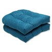 Pillow Perfect Spectrum Wicker Seat Cushion (Set of 2)