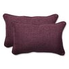<strong>Pillow Perfect</strong> Rave Throw Cushion (Set of 2)