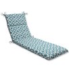 Pillow Perfect Shivali Chaise Lounge Cushion