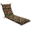 Pillow Perfect Vagabond Chaise Lounge Cushion