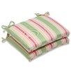 Pillow Perfect Cayman Corners Seat Cushion (Set of 2)