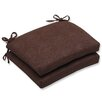 Pillow Perfect Mandeyia Corners Seat Cushion (Set of 2)