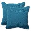 Pillow Perfect Spectrum Throw Cushion (Set of 2)