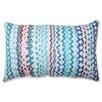 Pillow Perfect Croc Rhythm Lumbar Pillow