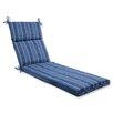 Pillow Perfect Wickenburg Chaise Lounge Cushion