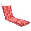 Pillow Perfect Sunny Chaise Lounge Cushion