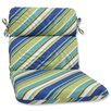 Pillow Perfect Browning Sunblue Chair Cushion