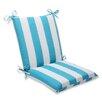 Pillow Perfect Cabana Stripe Chair Cushion