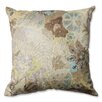 Pillow Perfect Windflower Throw Pillow
