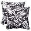 Kiara Corded Throw Pillow (Set of 2)