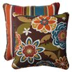 <strong>Pillow Perfect</strong> Annie / Westport Reversible Corded Throw Pillow (Set of 2)