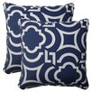 Carmody Corded Throw Pillow (Set of 2)