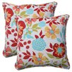 Maya Corded Throw Pillow (Set of 2)