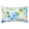 Pillow Perfect Pic-A-Poppy Lumbar Throw Pillow