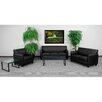 Flash Furniture Hercules Diplomat Series Reception Set