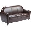 Flash Furniture Hercules Envoy Series Leather Love Seat