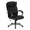 <strong>Flash Furniture</strong> Personalized High-Back Leather Executive Office Chair
