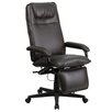 Flash Furniture High-Back Leather Executive Reclining Office Chair