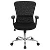 <strong>Flash Furniture</strong> Mid-Back Mesh Contemporary Task Chair