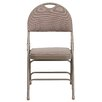 <strong>Hercules Series Personalized Folding Chair with Easy-Carry Handle</strong> by Flash Furniture