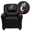 Flash Furniture NCAA Kid's Recliner