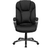 <strong>High-Back Leather Office Chair</strong> by Flash Furniture