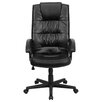 <strong>High-Back Leather Executive Chair</strong> by Flash Furniture