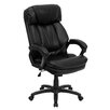 <strong>Hercules Series High-Back Leather Executive Chair</strong> by Flash Furniture