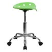 Flash Furniture Vibrant Tractor Seat and Stool