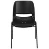<strong>Hercules Series Armless Classroom Stacking Chair</strong> by Flash Furniture