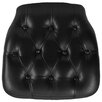 <strong>Flash Furniture</strong> Hard Tufted Vinyl Chiavari Chair Cushion